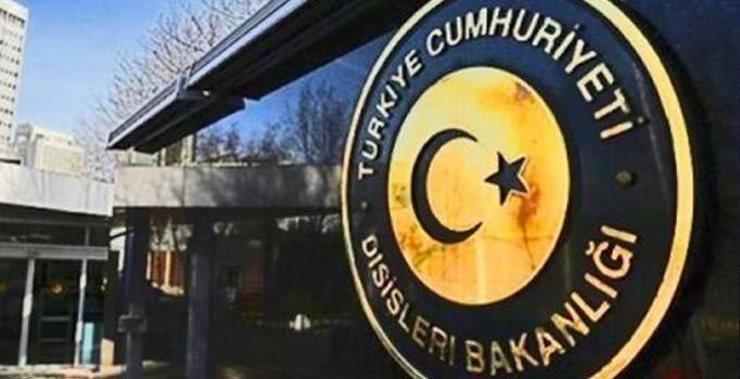 Türkiye'den Suudi Arabistan'daki saldırılara kınama