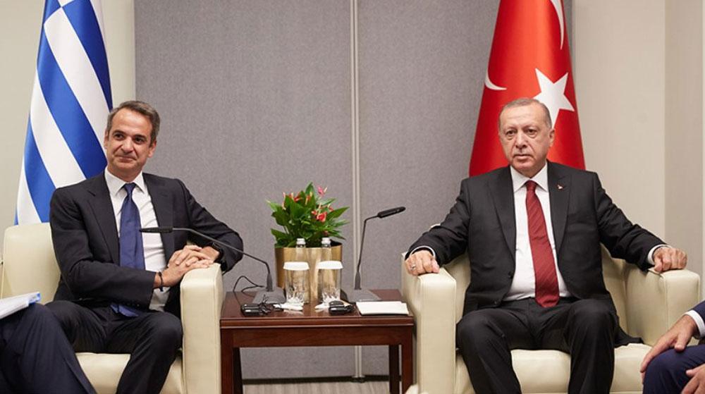 Miçotakis: Erdoğan'a Telefon Açabilirim