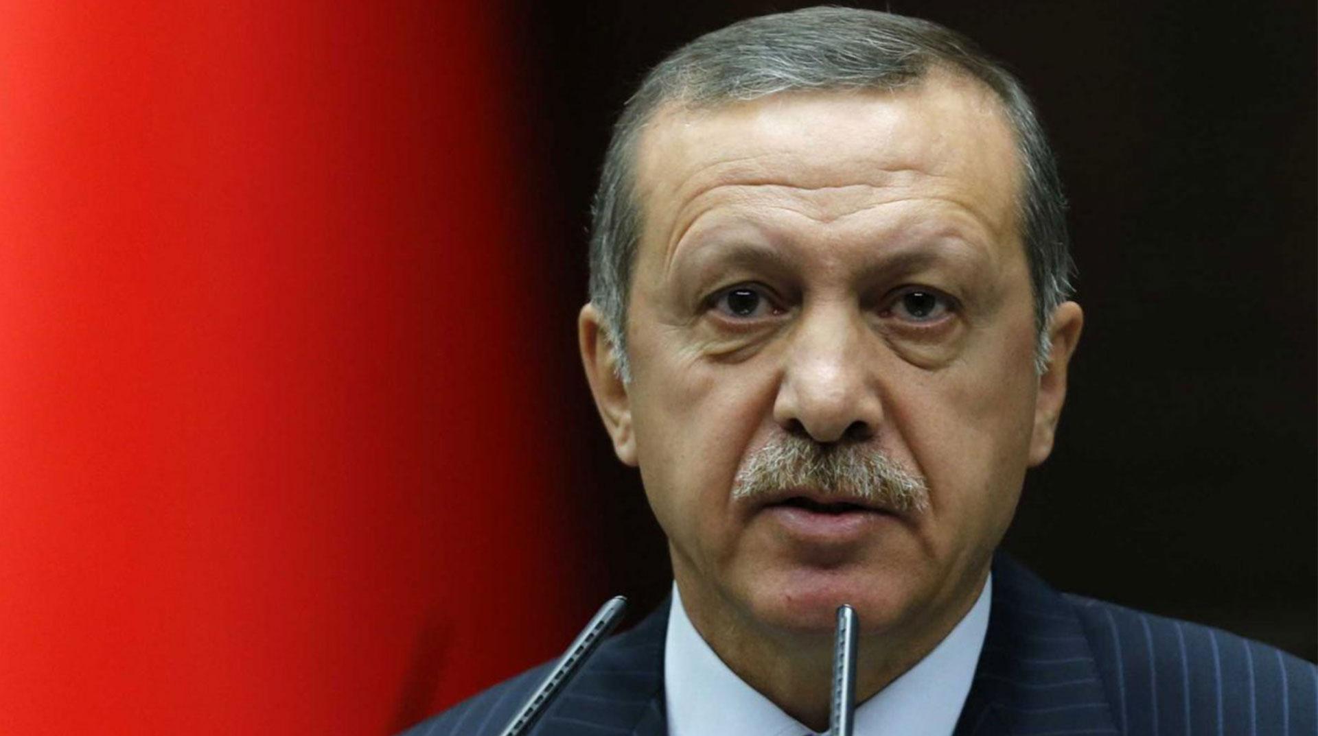 Erdoğan: ABD Ziyareti Sancılı Dönemde Oluyor