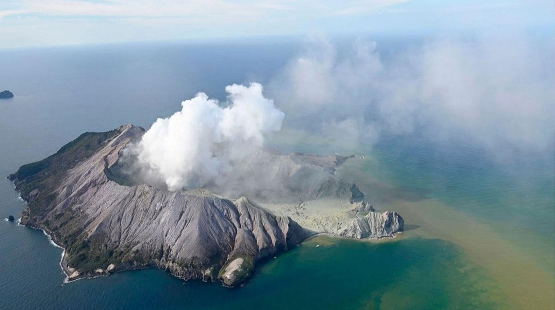 Yeni Zelanda'da Yanardağ Patlamasında Ölü Sayısı 20'ye Yükseldi