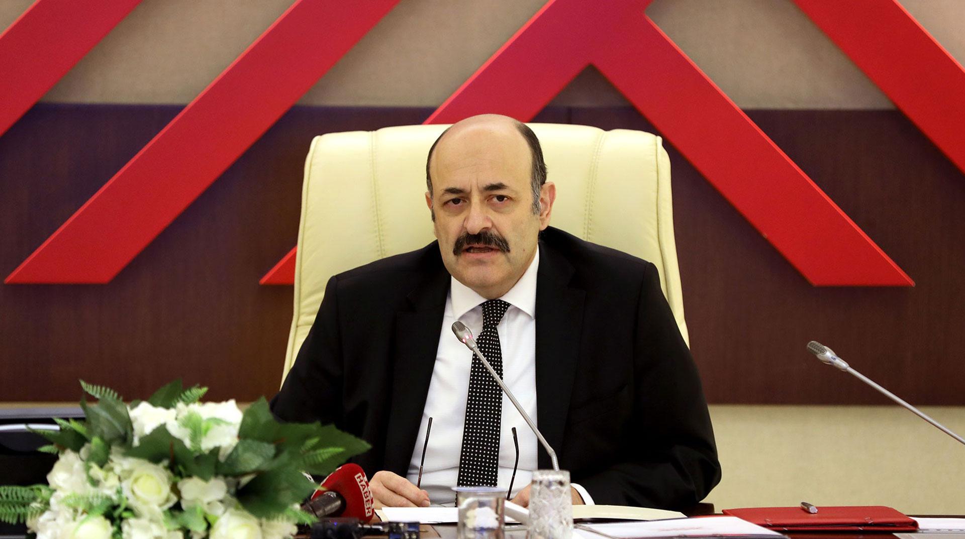 YÖK Başkanı Saraç: Yeni Bir Karar Aldık
