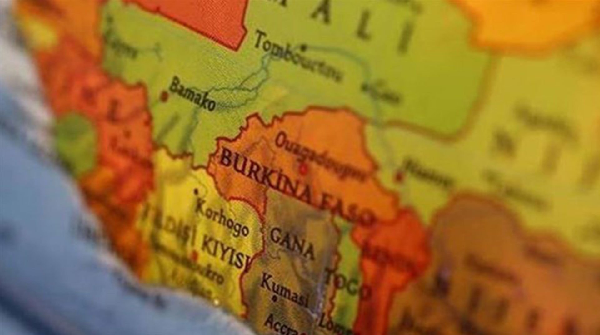 Burkina Faso'da Seferberlik ve 3 Gün Yas İlan Edildi