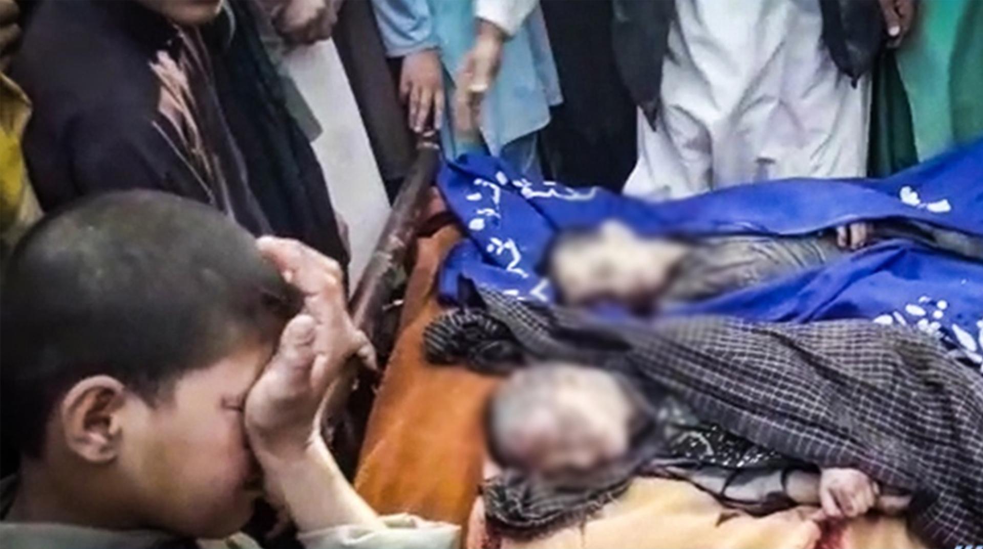 ABD ve Kabil Hükümeti Afganistan'da düğün Törenini Vurdu: 35 ölü