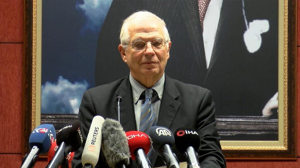 AB Yüksek Temsilcisi Borrell: Türkiye ile İlişkilerimizdeki Olumsuz Eğilimi Sonlandırmalıyız