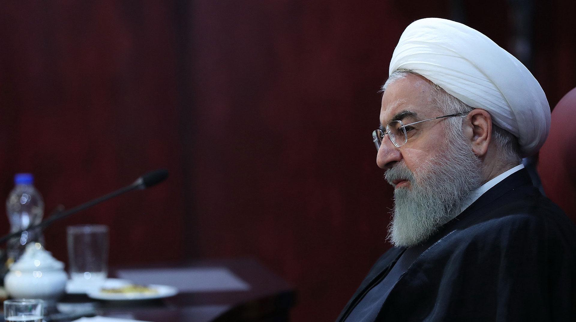 Ruhani: Devrimden Bu Yana En Ağır Günleri Yaşıyoruz