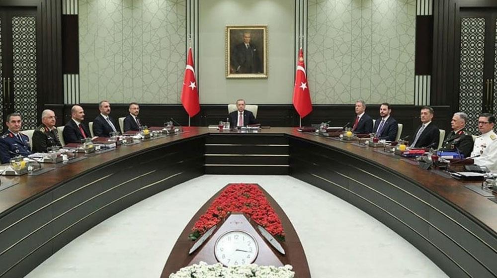 Cumhurbaşkanı Erdoğan Onayladı! YAŞ Kararları Açıklandı.
