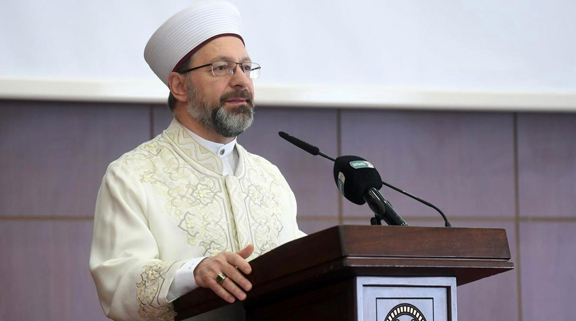 Erbaş'tan Ramazan Ayı Öncesi Açıklama