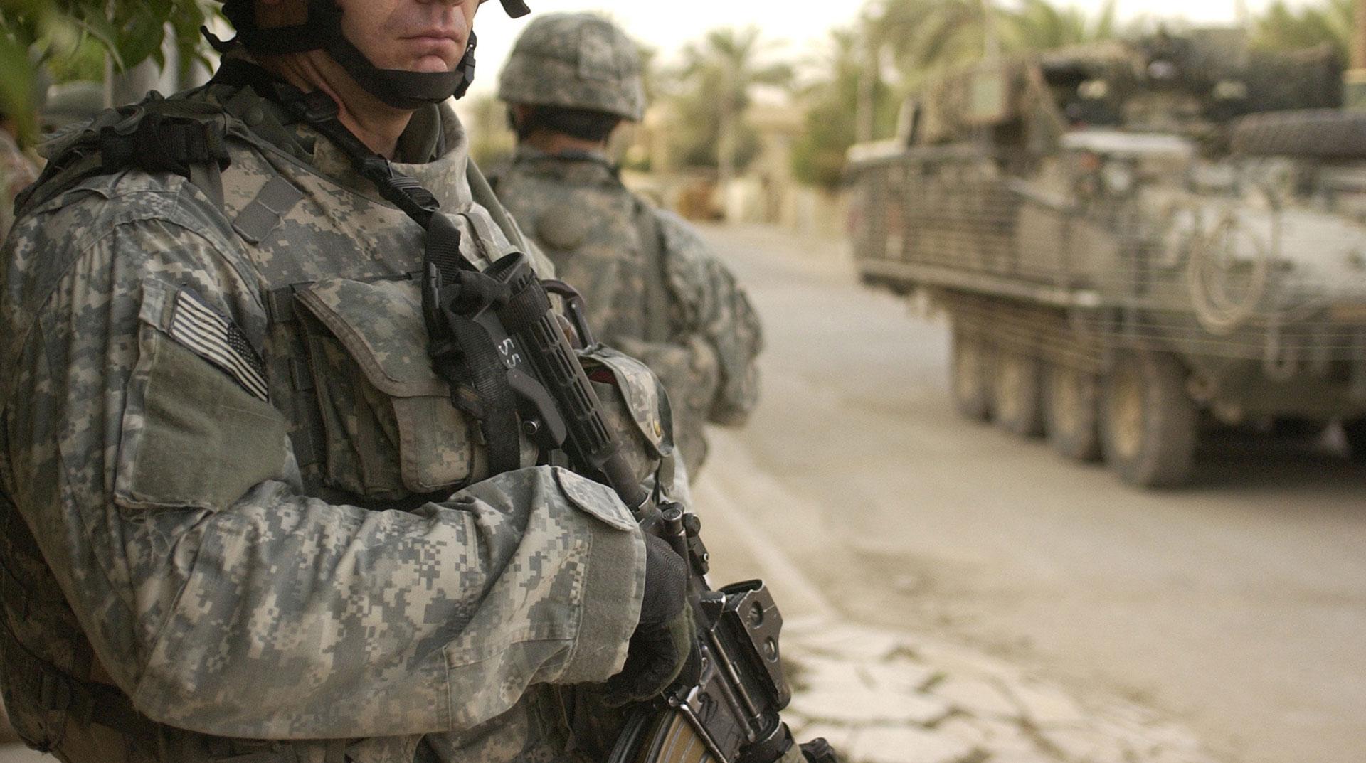 ABD, Irak'ta askeri operasyonlara yeniden başladı