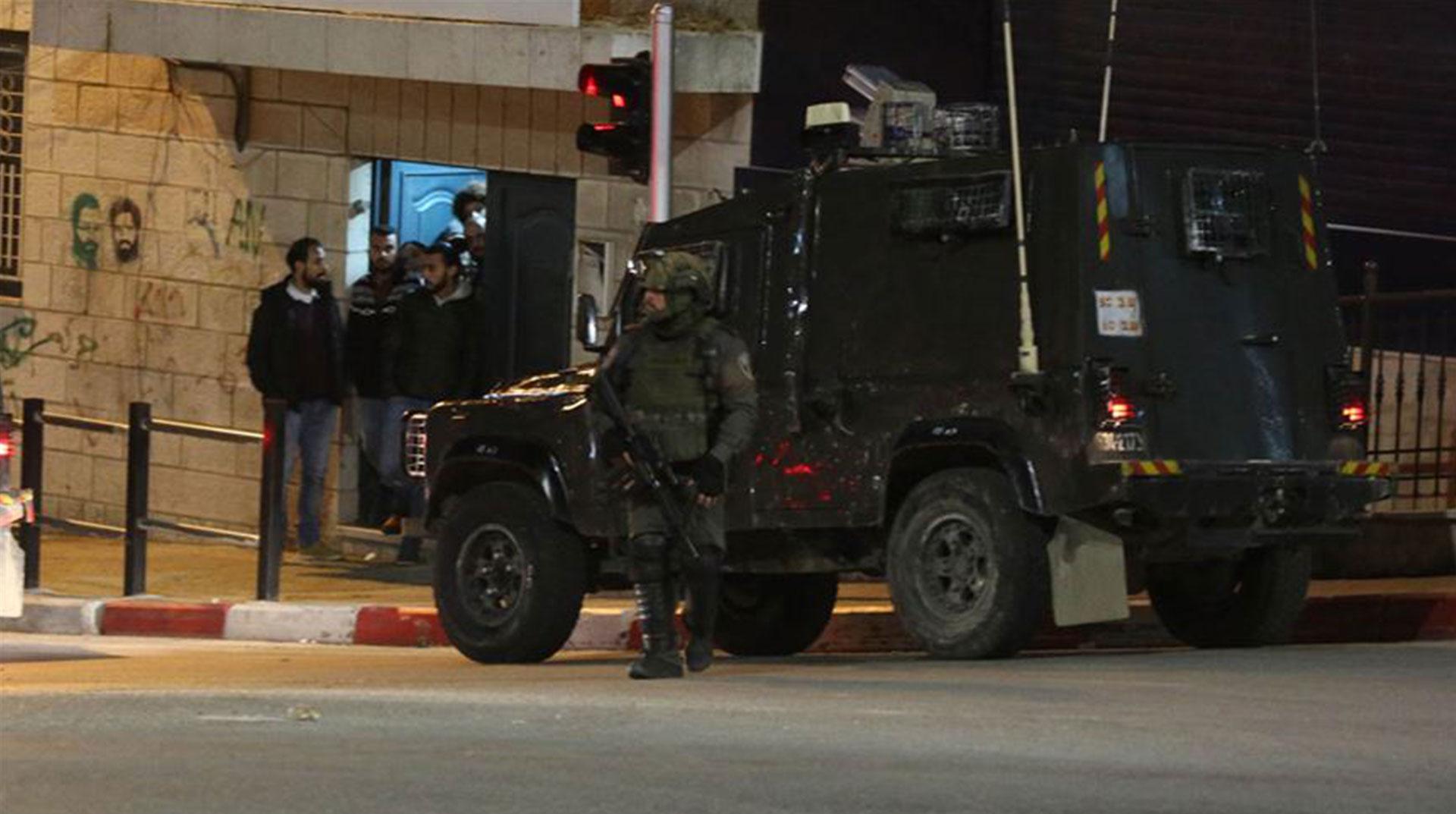 İşgalci Siyonistler Filistinli Bir Genci Ağır Yaraladı