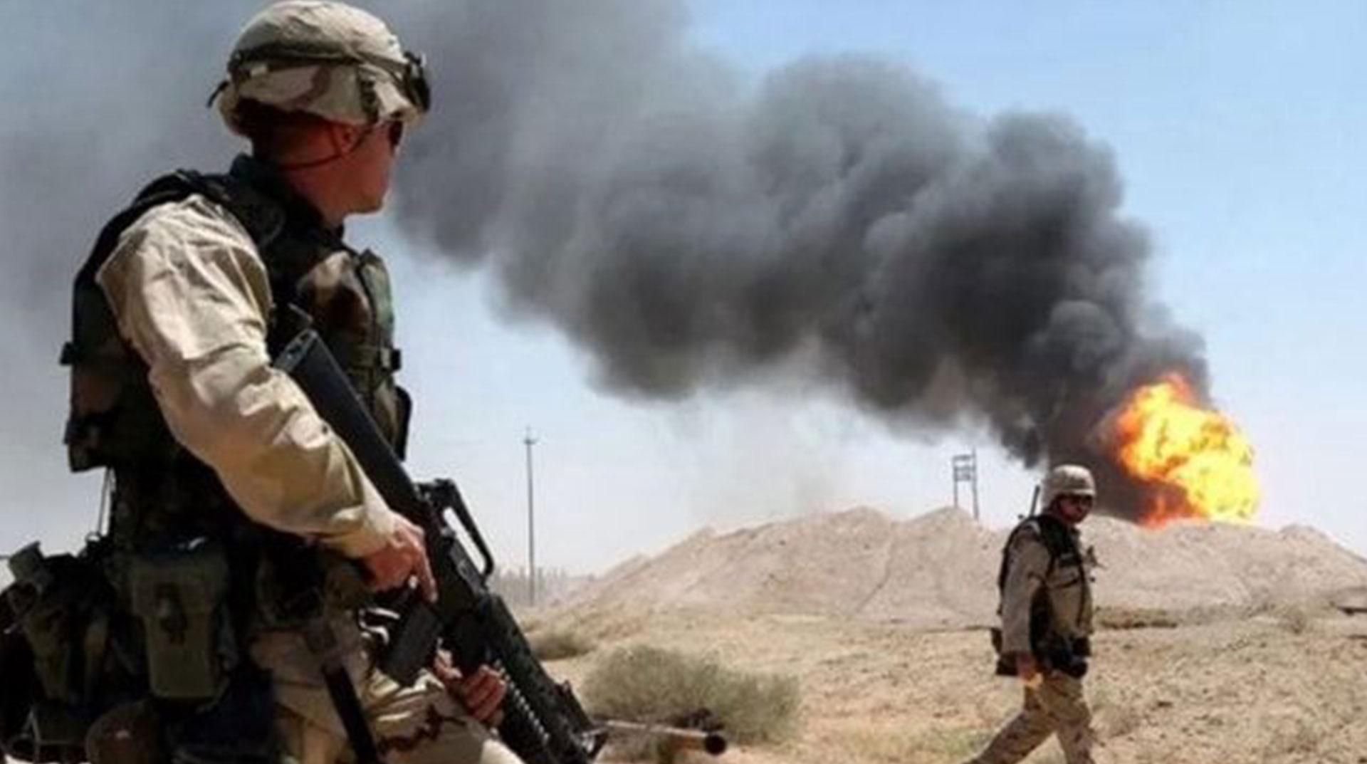 Irak'ta ABD Askeri Üssüne Füze Saldırısı!