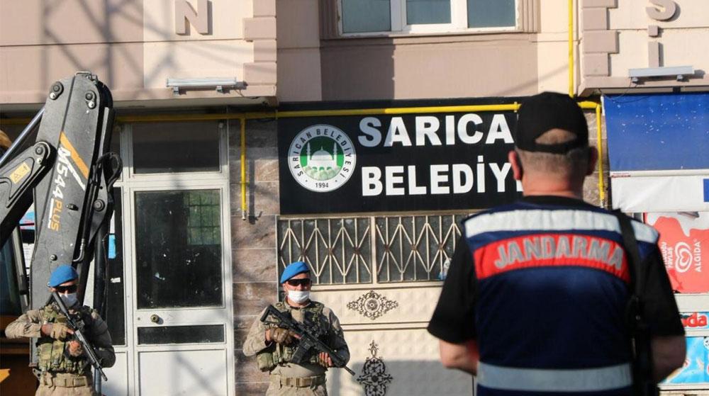 Sarıcan Belediyesi'ne Kayyım Atandı