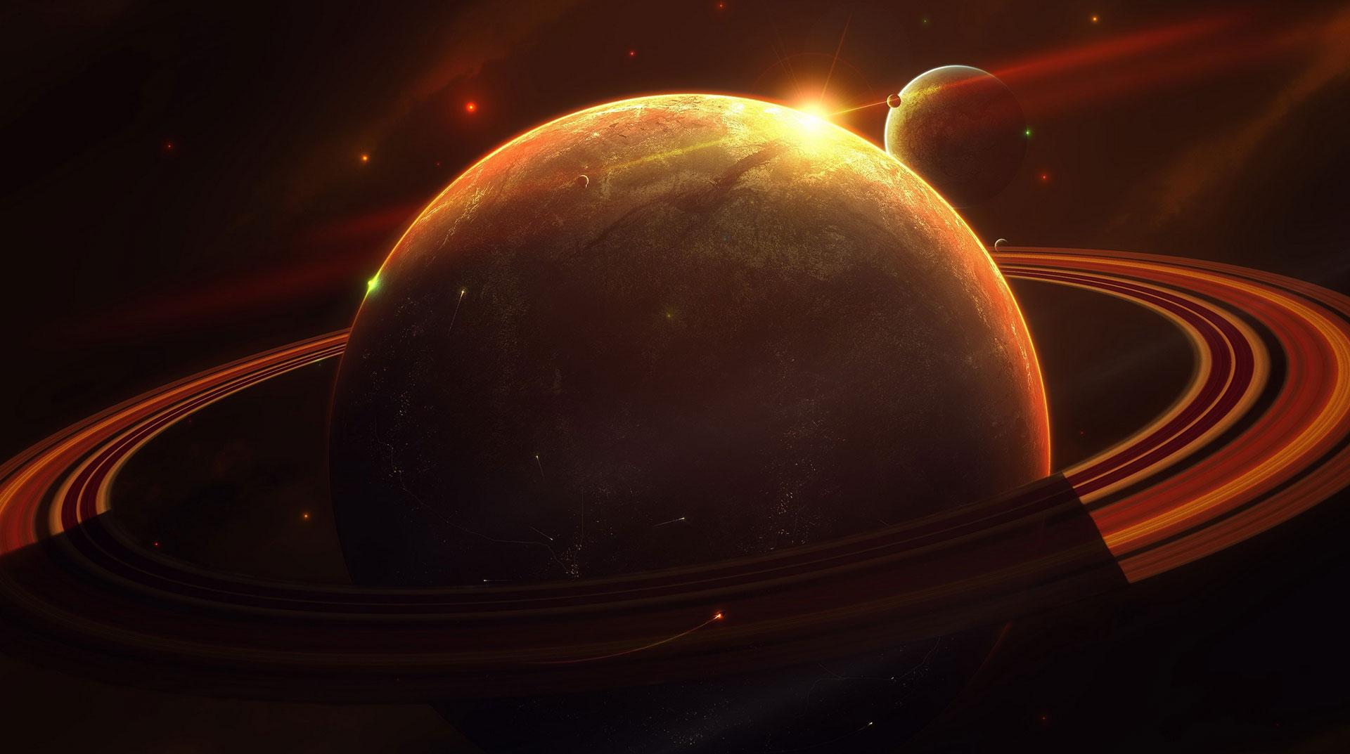 Halkalı Gezegen Ünvanı Artık Satürn'e Ait