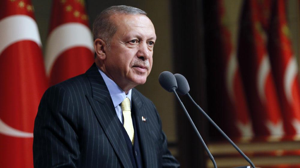 Erdoğan, Ayasofya Hakkında Konuştu