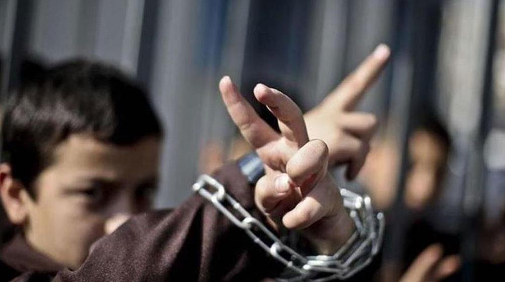 İşgal Yönetimi Mahkemesinden Filistinli Çocuğa On Yıl Hapis Cezası