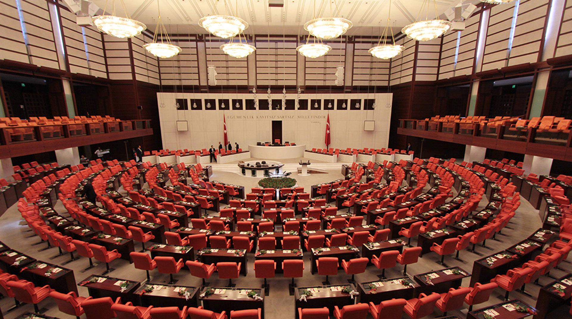 Yargı Reformu Paketinin 7 Maddesi Daha Kabul Edildi