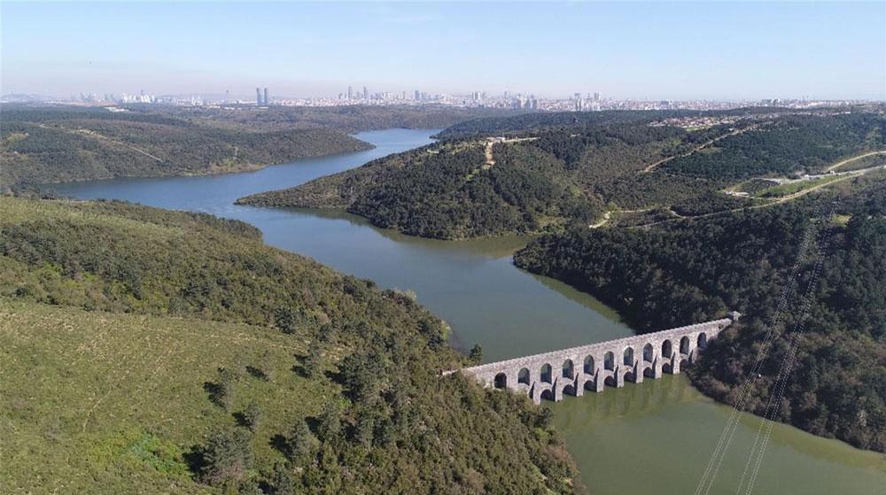 İstanbul'da Barajların Doluluk Oranı Düştü