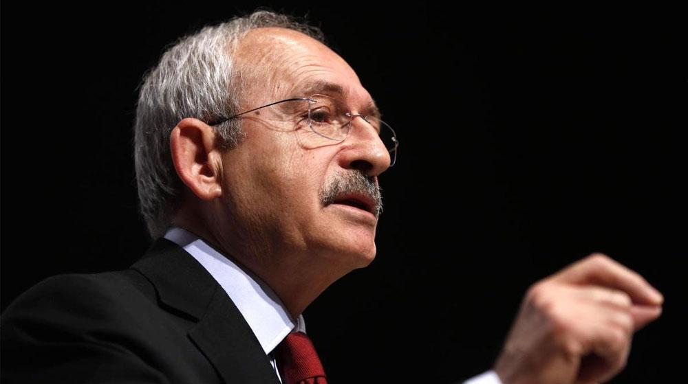 """Kılıçdaroğlu: """"Davul Erdoğan'da Tokmak..."""""""
