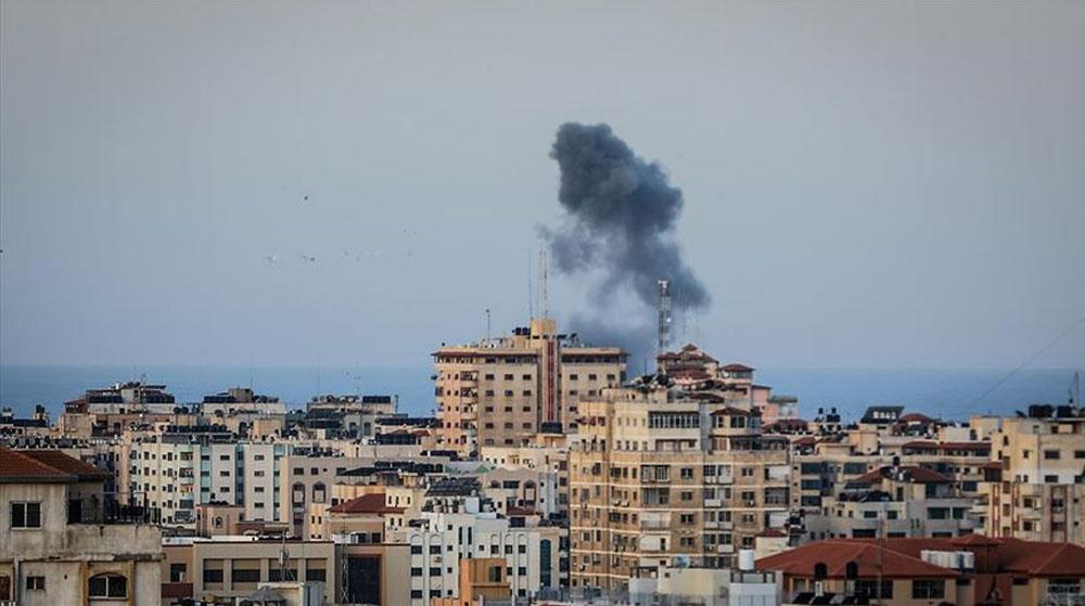 İşgal Yönetimi Ramazan Ayında da Durmadı! Gazze'de Üç Noktaya Topçu Ateşi