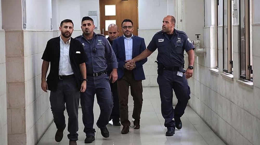 İşgal Polisi'nden Yine Haksız Gözaltı! Kudüs Valisi'nin Son Durumu Merak Ediliyor