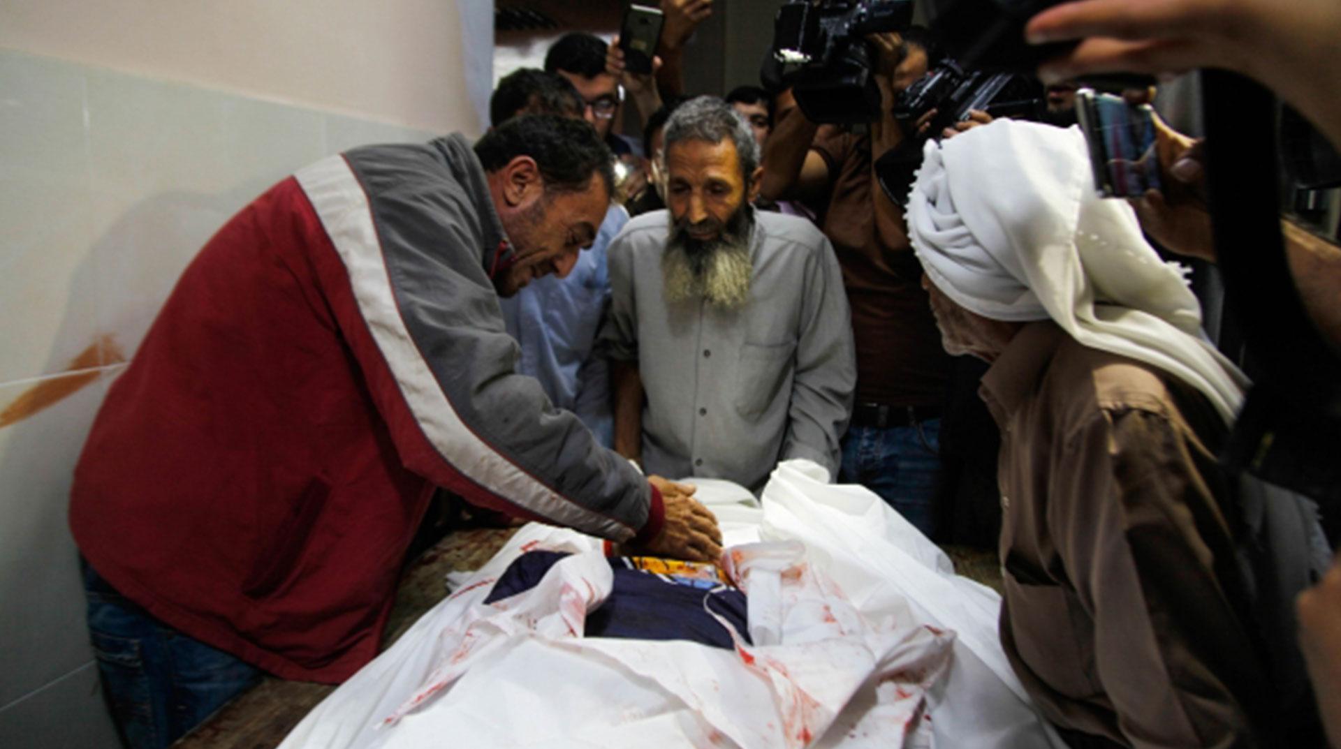 İşgalci İsrail'in Hava Saldırılarında Ölü Sayısı 21'e Yükseldi