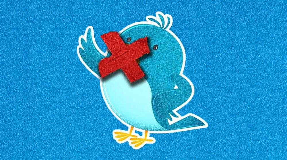 Twitter'dan O Hesaplara Kısıtlama