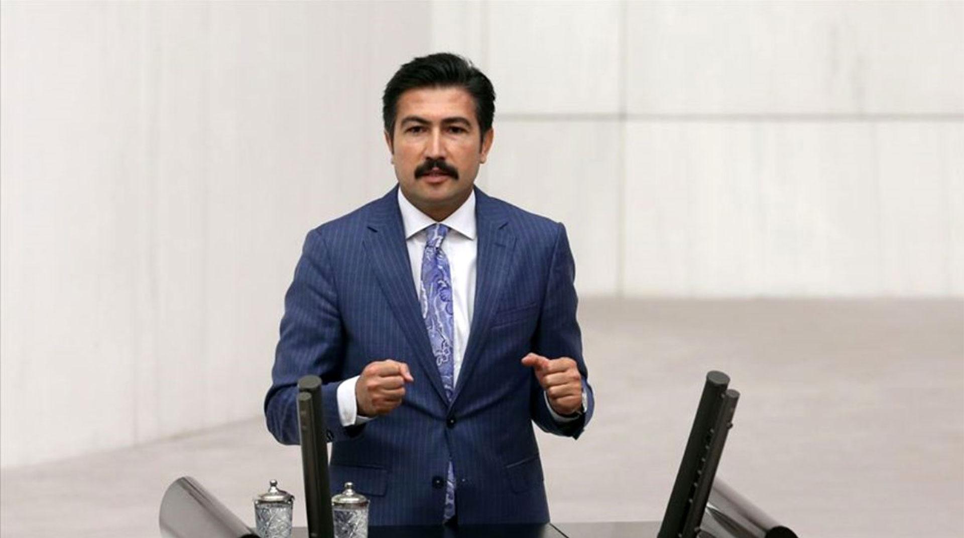 AKP'li Özkan: CHP Kanal İstanbul'a Sözde Karşı Olsa da Özde Destekliyor