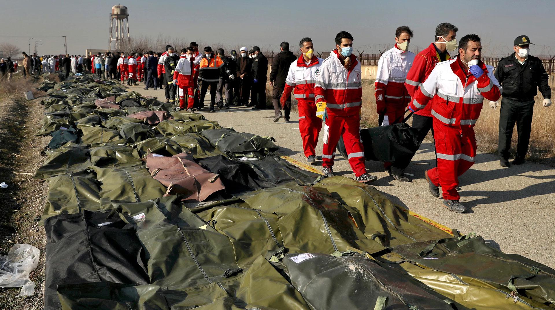 İran'da Yaşanan Uçak Kazasında Yeni Gelişme