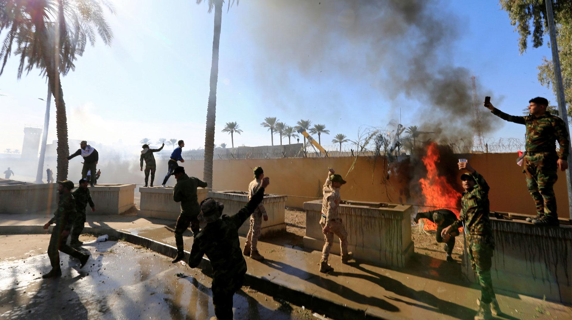 Irak'taki Gösterilerde Bilanço Ağırlaşıyor! Ölü Sayısı 700'e Yaklaştı