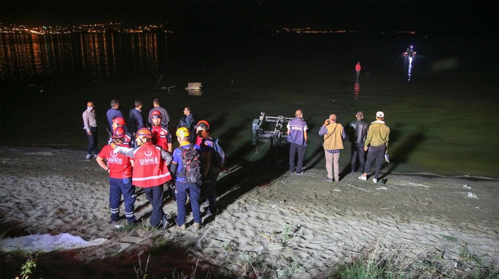 Van'da Keşif Uçağı Düştü! Soylu: 7 Evladımızı Kaybettiğimizi Bize Bildirdiler