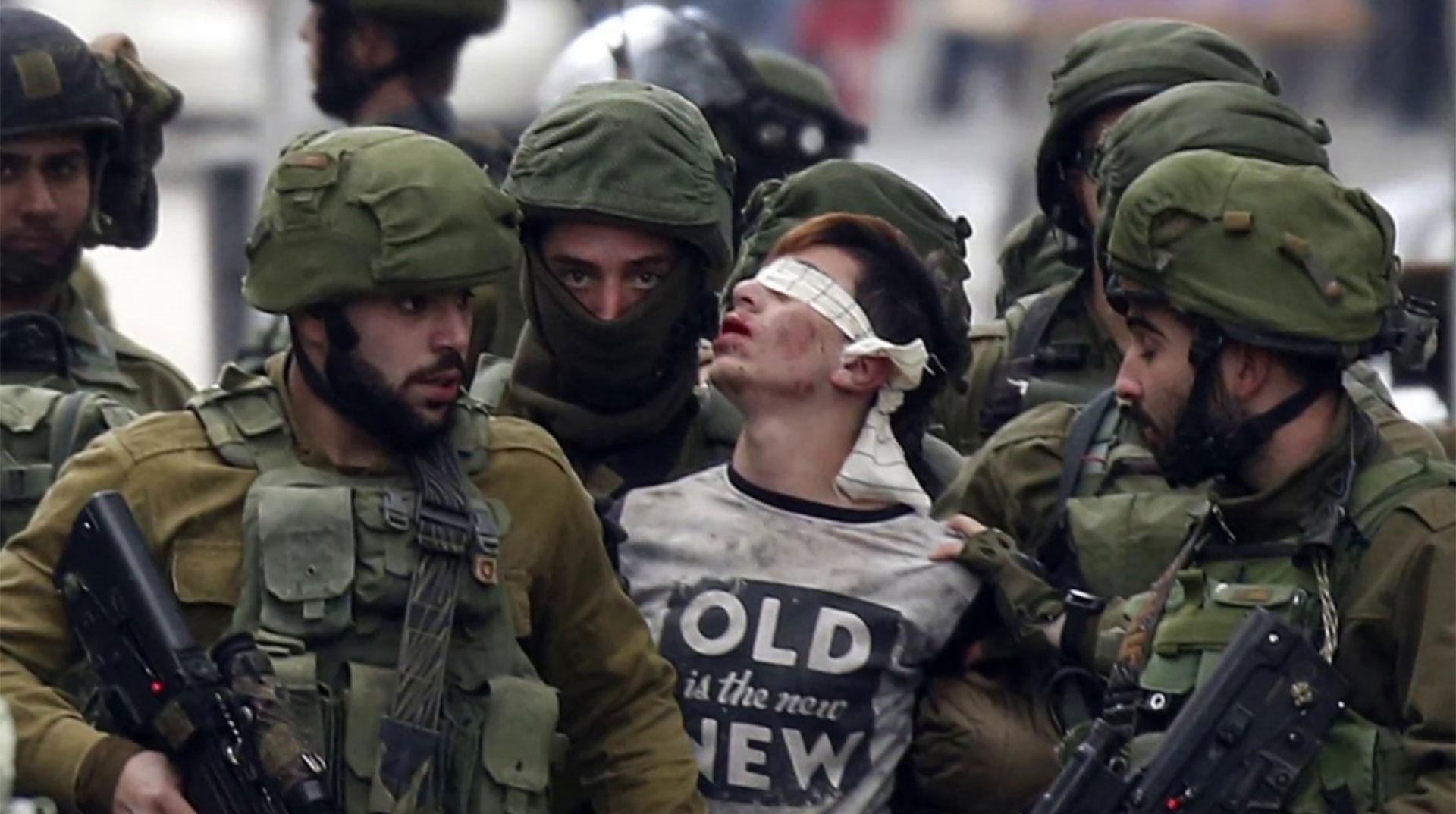 İşgal Yönetimi 50 Bin Filistinli Çocuğu Gözaltına Aldı