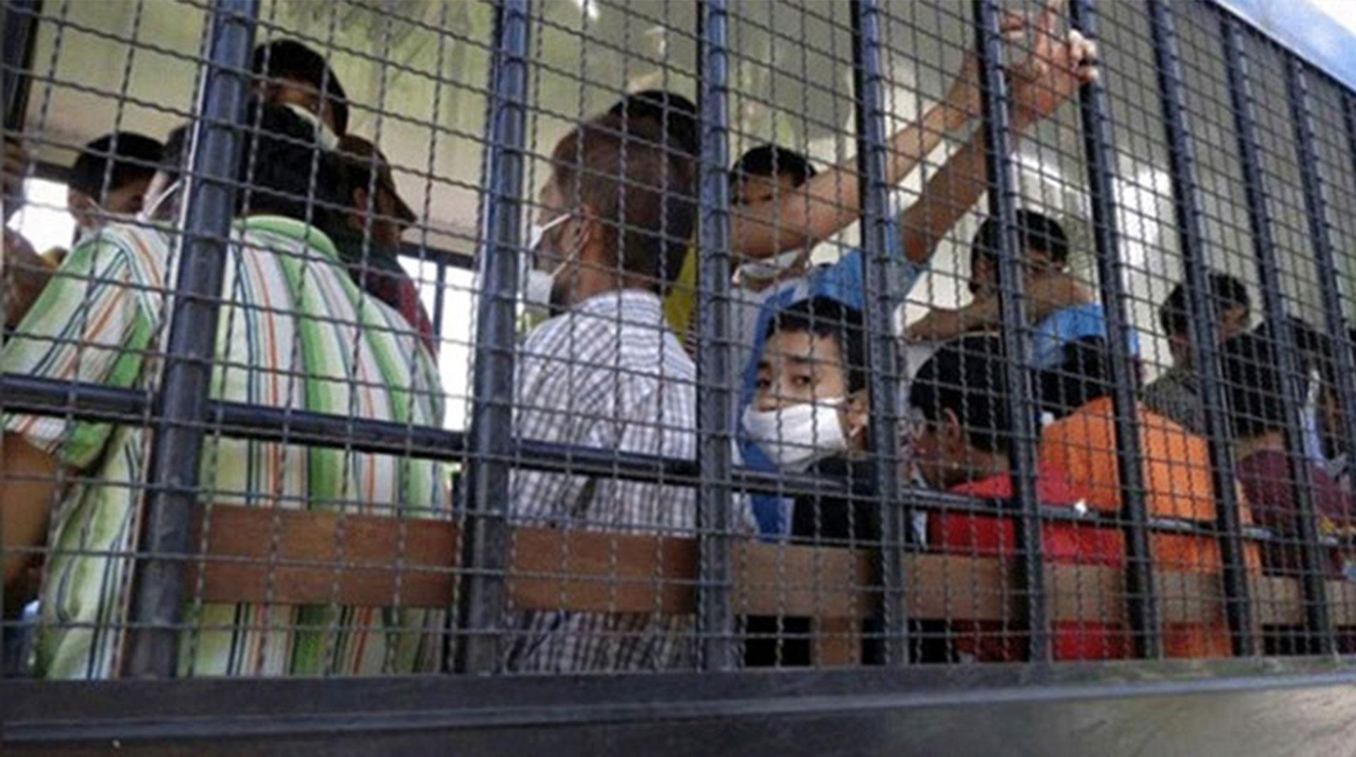 """Çin Toplama Kampında Küstah Sözler: """"Söyle Allah'ına Seni Kurtarsın"""""""