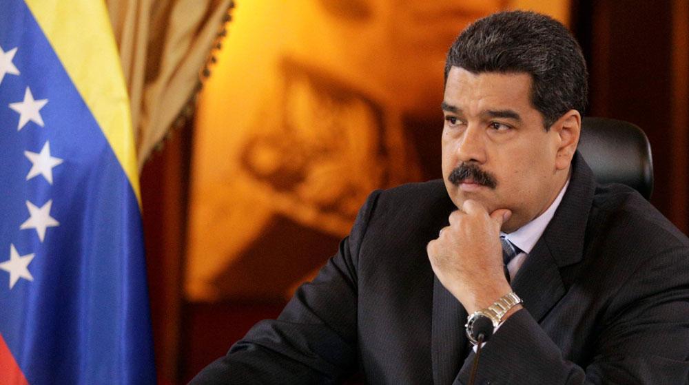 Maduro: Asıl Hedef Bendim