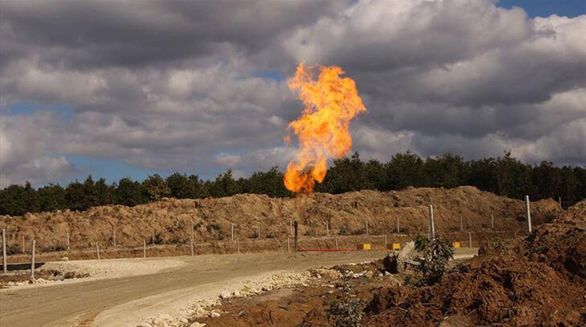 Tekirdağ'da iki kuyuda daha doğal gaz bulundu
