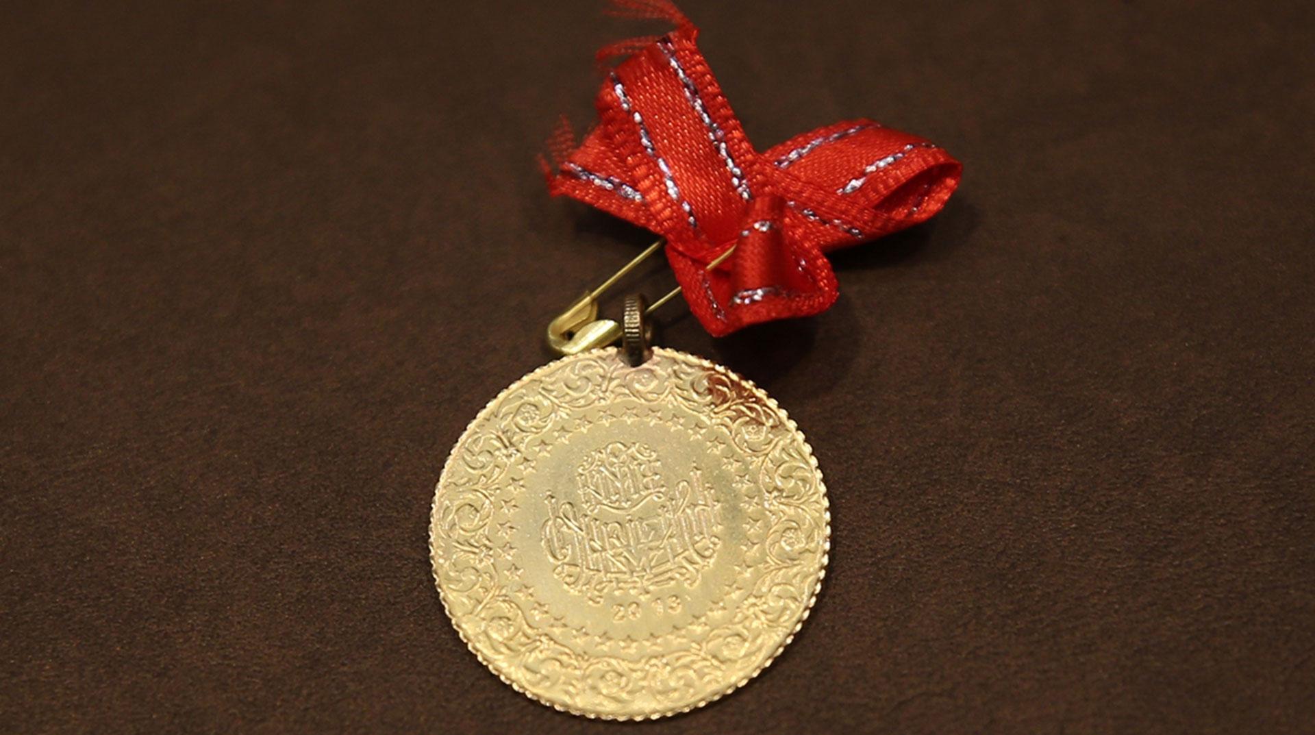 Çeyrek altın 581 lira oldu