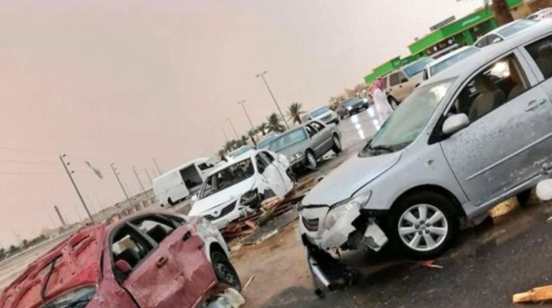 Suudi Arabistan'da Sel Felaketi: 7 Ölü