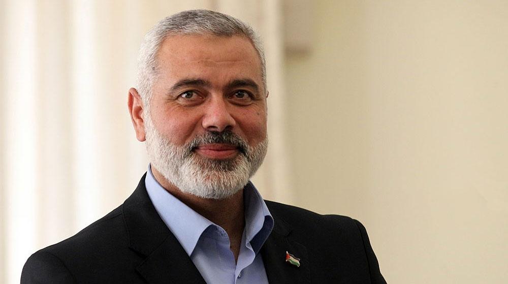 Hamas Lideri Heniyye, Katar Dışişleri Bakanı'yla Görüştü
