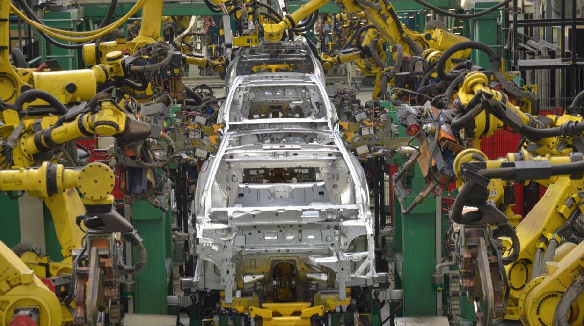 Otomotivde üretim geçen yıl yüzde 5.7 geriledi
