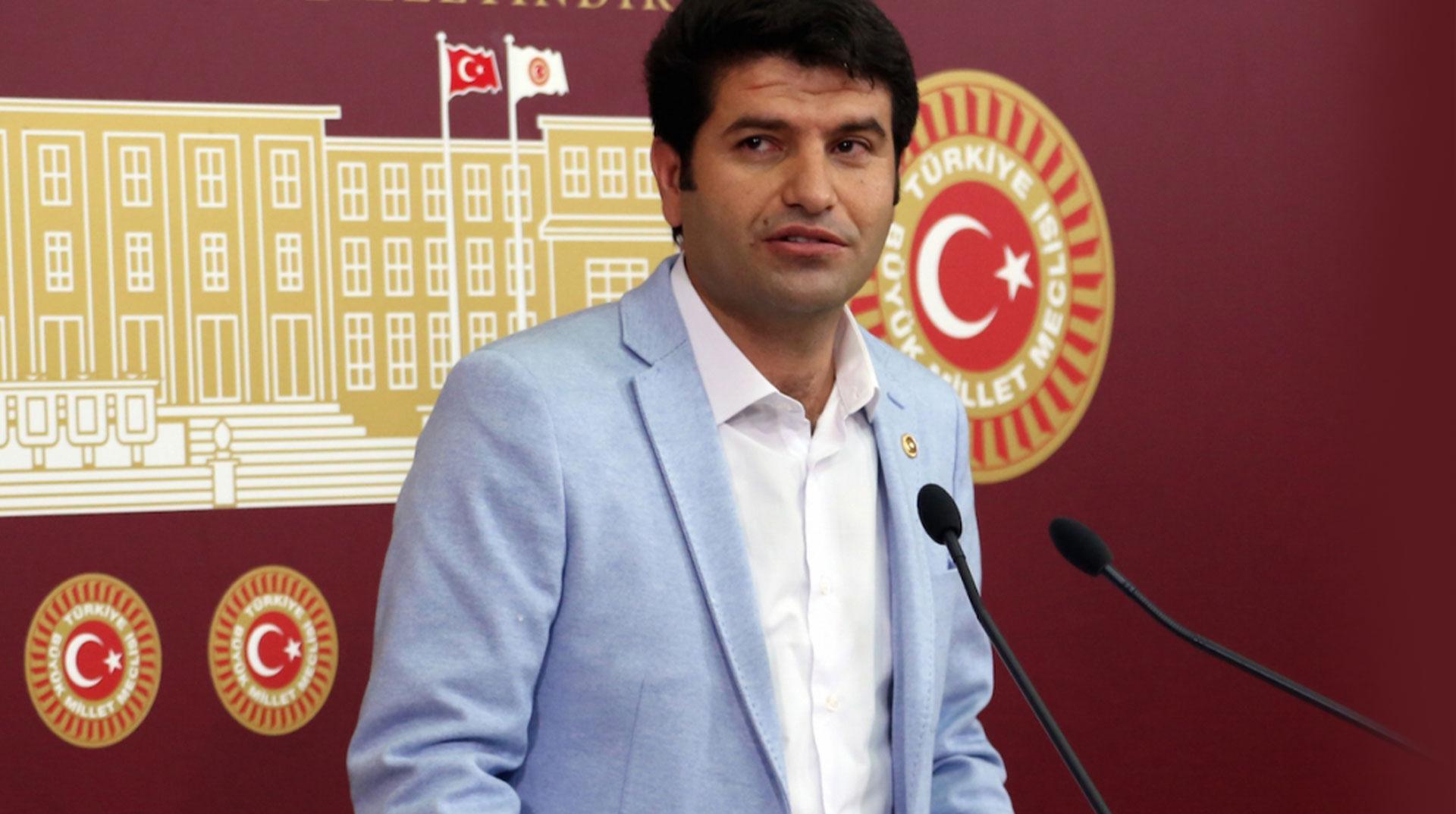 HDP Batman Eski Milletvekili Mehmet Ali Aslan Partisinden İstifa Etti