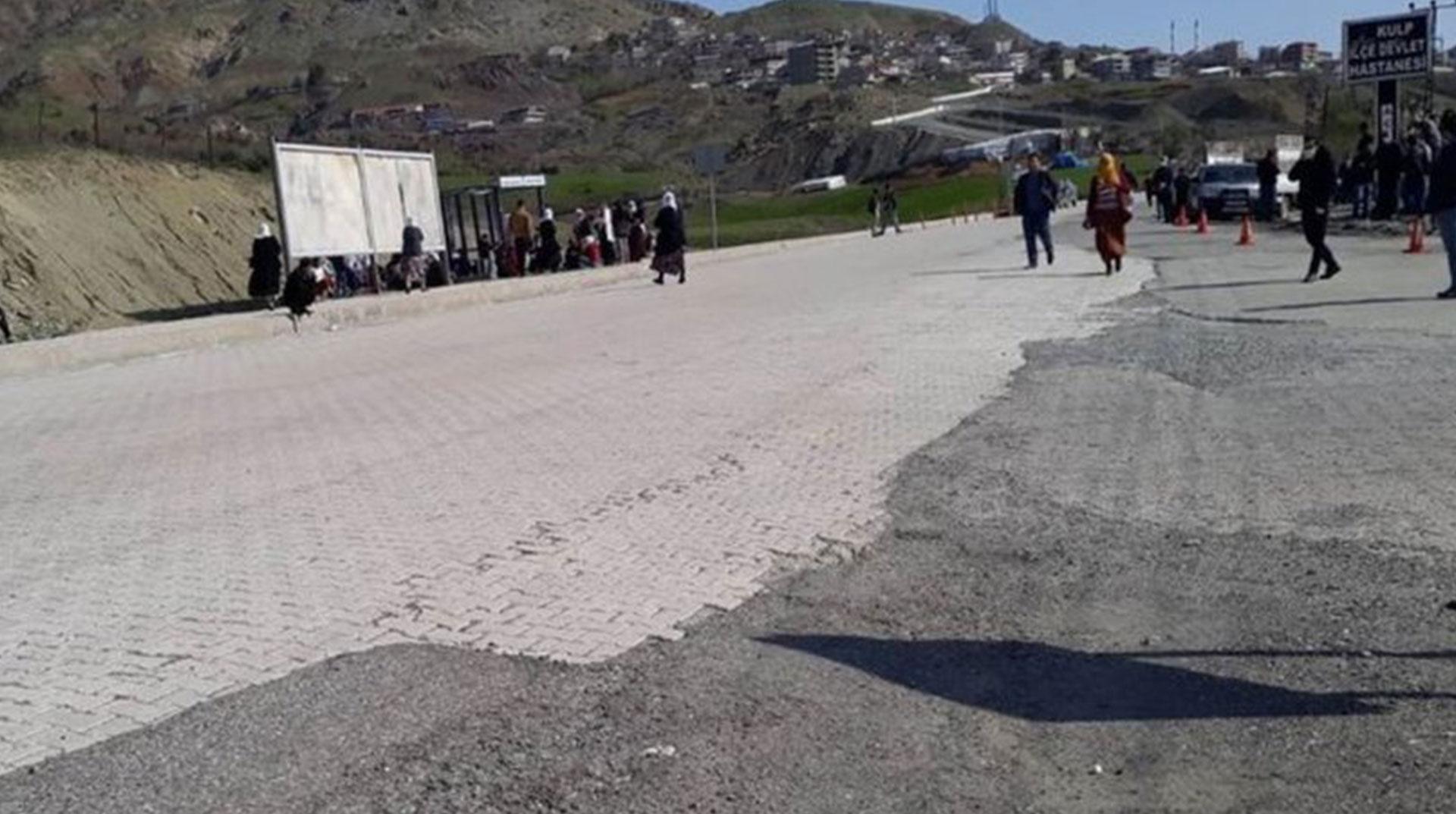 Diyarbakır'da Saldırı!