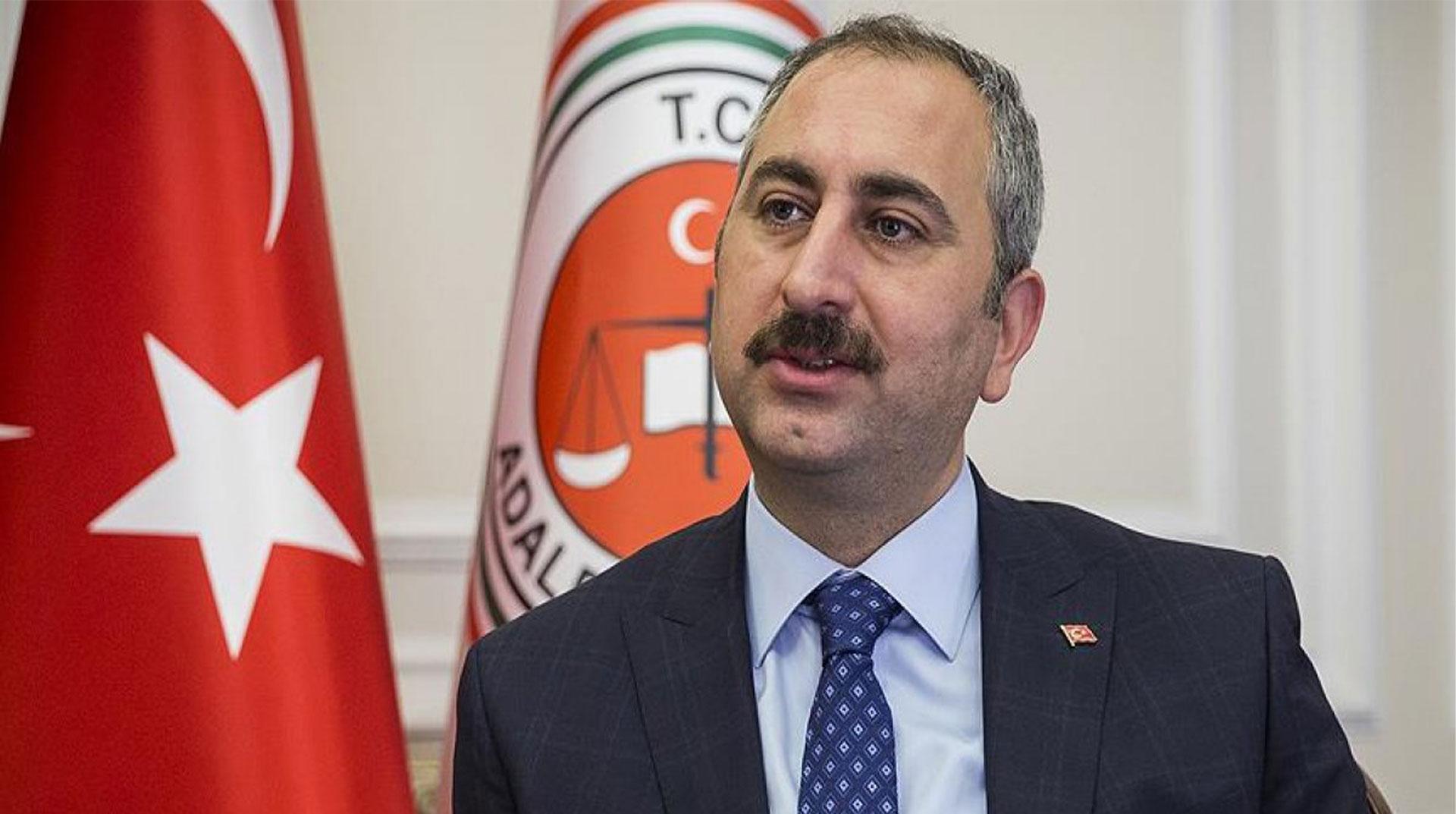 Adalet Bakanı Gül'den Ceza İndirimi Açıklaması