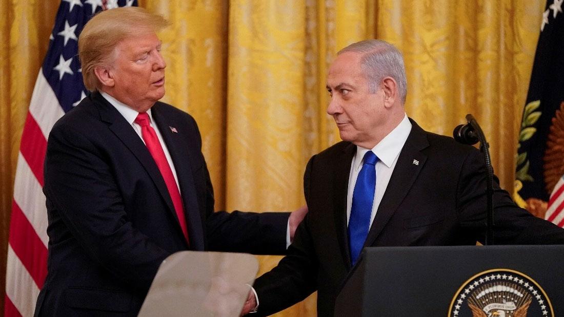 İşgal Yönetimi, Trump'ın Adını Taşıyan Yeni Bir Yahudi Yerleşim Merkezi Kuruyor