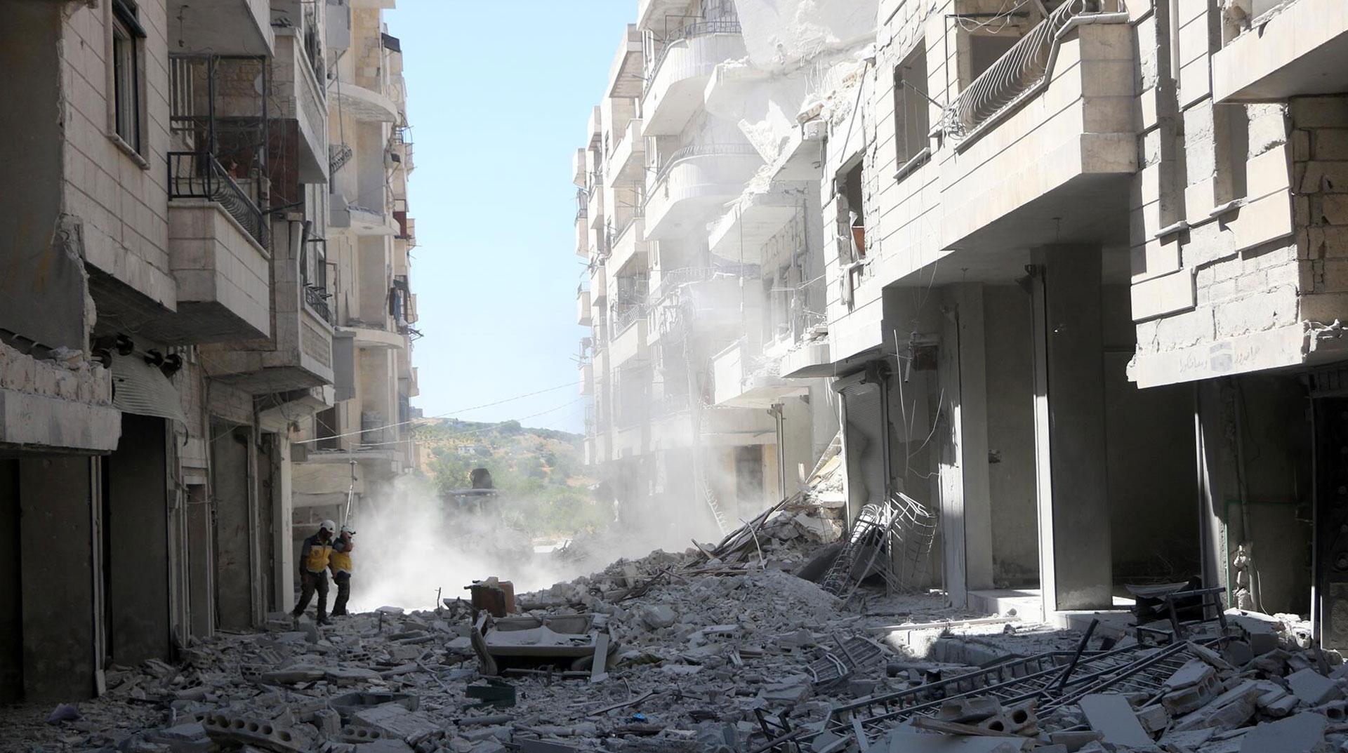Rusya'dan İdlib'e hava saldırısı: 4 sivil hayatını kaybetti