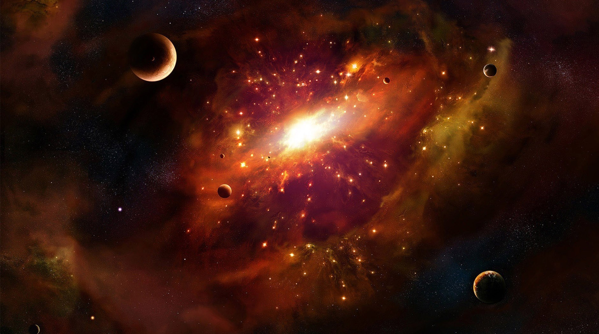 Evren Tahmin Edilenden Daha mı Genç?