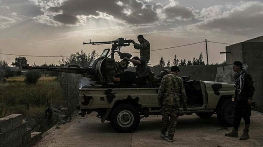 Libya Ordusu, Kontrolü Sağladı