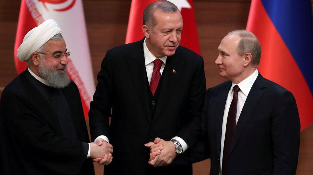 Erdoğan, Putin ve Ruhani Görüşmesi Yarın!