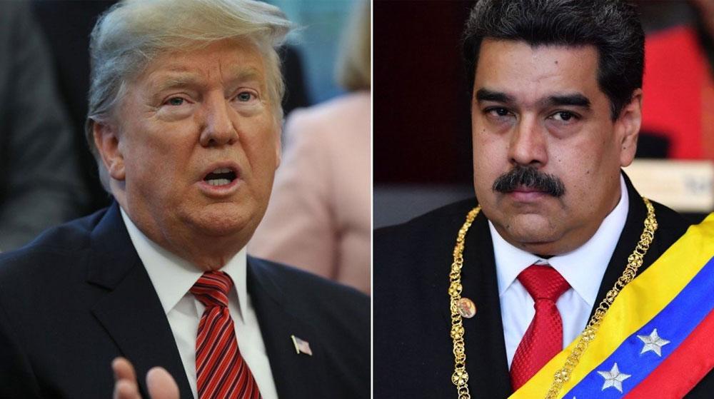 Trump'tan Maduro'ya: Değerlendirebilirim