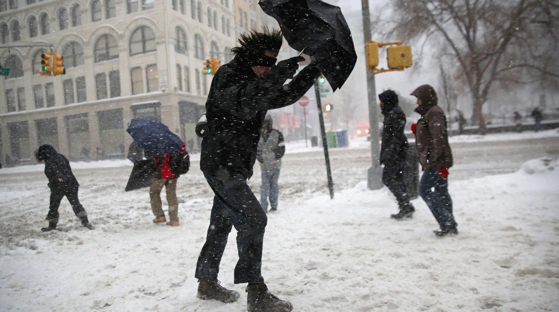 Hava Durumu: Yağmur, Kar Fırtına Uyarısı!
