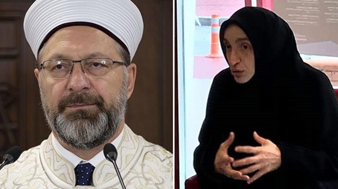 Ali Erbaş'ın Kızı: LGBTİ Derneklerine 35 Milyon Euro Verildi