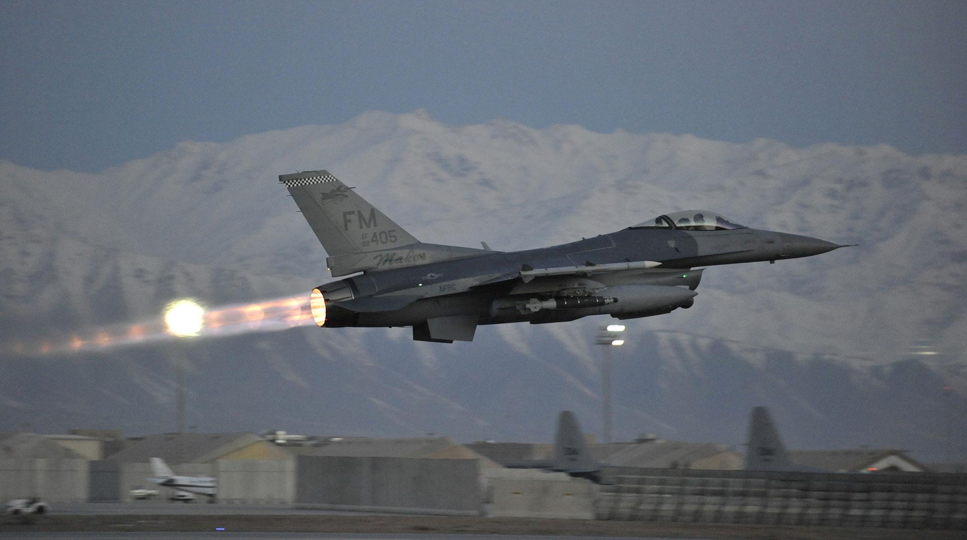 ABD Afganistan'da 14'ü Çocuk 39 Sivili Vurdu
