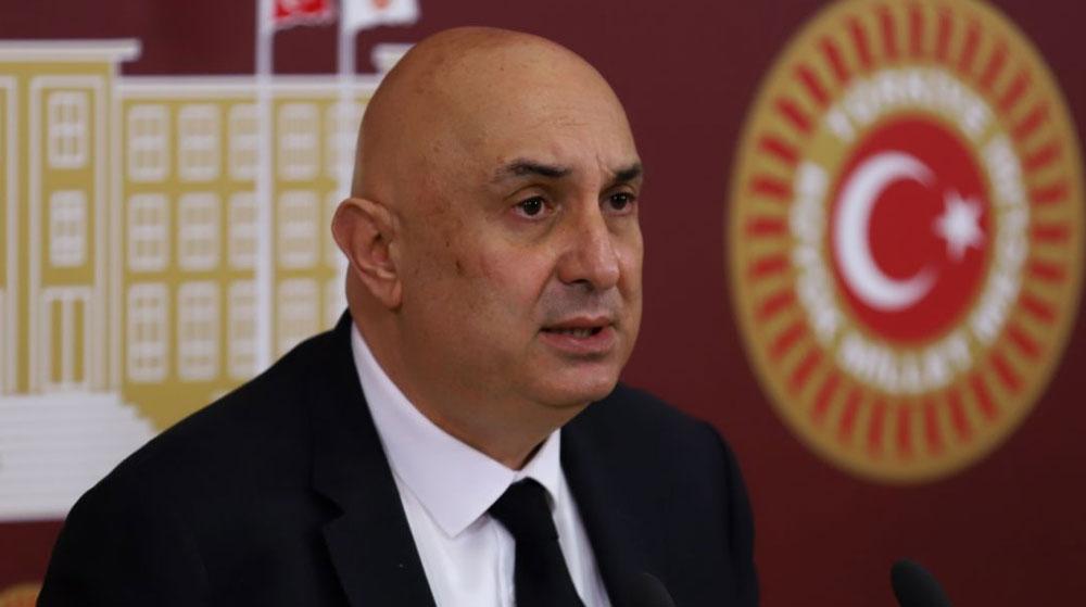 CHP'li Özkoç: Barolara İlişkin Kanunu Anayasa Mahkemesine Götüreceğiz